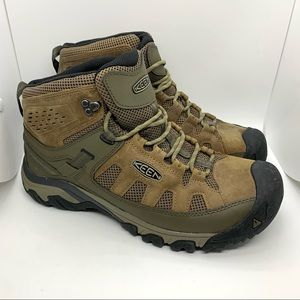 NEW Keen Mens Targhee Vent Mid Hiking Boot Trail